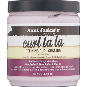 Aunt Jackie's Curl La La Custard 426 gr