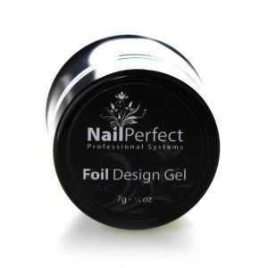 Nail Perfect - Foil Design Gel - 7 gr