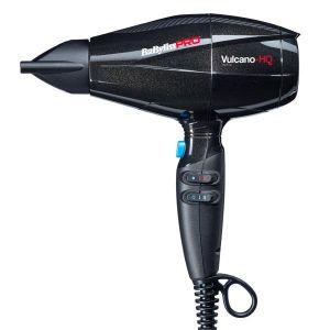 Babyliss Pro - Vulcano Haardroger - Zwart
