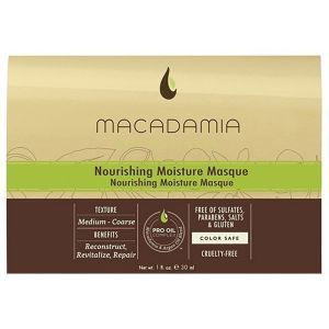 Macadamia - Nourishing - Moisture Masque - 30 ml - Mini