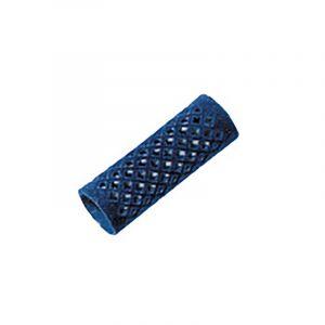 Comair - Metalen Rollers - Blauw 21 mm - 12 stuks