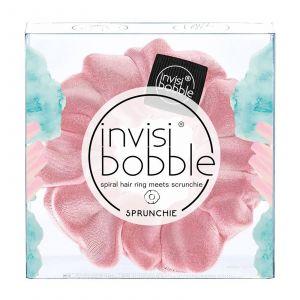 Invisibobble - Sprunchie - Prima Ballerina ( Fluweel Roze Scrunchie)