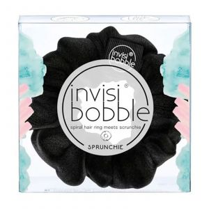 Invisibobble - Sprunchie - True Black (Zwarte Scrunchie)