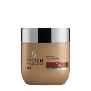 System Professional - LuxeOil - Keratin Restore Mask L3