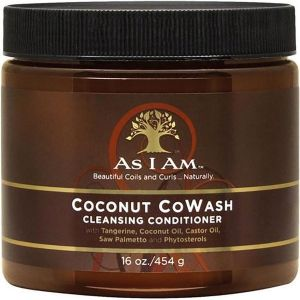 As I Am - Coconut CoWash - 454 gr