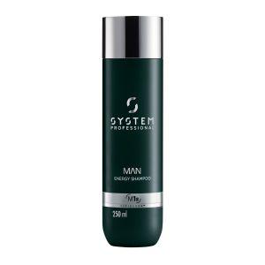 System Professional - Man - Energy Shampoo M1E