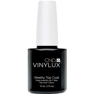 CND - Colour - Vinylux - Weekly Top Coat - 15 ml
