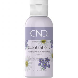 CND - Scentsations - Wildflower & Chamomile Lotion - 59 ml