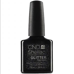 CND - Colour - Shellac - Glitter Top Coat - 7,3 ml