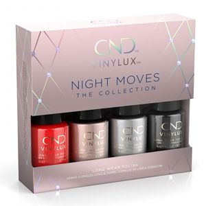 CND - Colour - Vinylux - Night Moves Pinkies 4x3,7 ml
