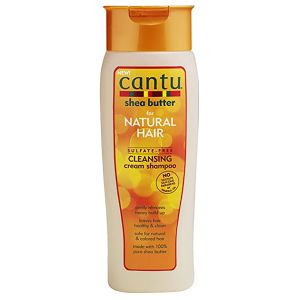 Cantu - Shea Butter - Natural Cleansing Shampoo - 400 ml