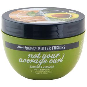 Aunt Jackie's - Butter Fusions Not Your Average Masque - 236 ml