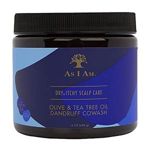 As I Am - Dry & Itchy Tea Tree Oil Co Wash - 454 gr