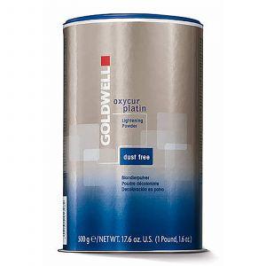 Goldwell - Oxycur - Platin Dust-Free - Lightening Powder - 500 gr