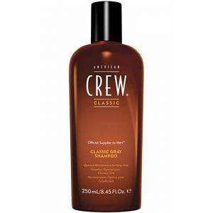American Crew - Gray Shampoo - 250 ml