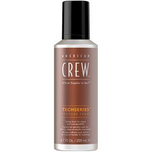 American Crew - Tech Series - Texture Foam - 200 ml