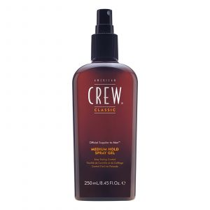 American Crew - Medium Hold Spray Gel - 250 ml