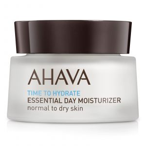 Ahava - Essential Day Moisturizer - Normale/Droge Huid - 50 ml
