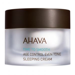 Ahava - Age Control Even Tone Sleeping Cream - 50 ml