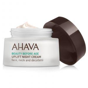 Ahava - Uplift Night Cream - 50 ml