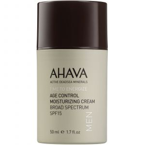 Ahava - Men Age Control Moisturizing Cream SPF15 - 50 ml