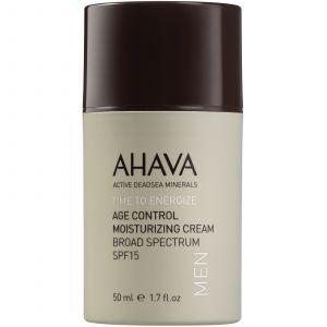 Ahava - Men Age Control Moisturizing Cream SPF15 - 50 ml