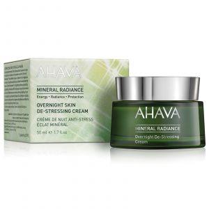 Ahava - Mineral Radiance Overnight De-Stressing Cream - 50 ml