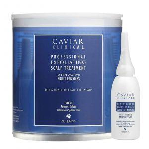 Alterna - Caviar Clinical - Exfoliating Scalp Treatment - 12 x 15 ml