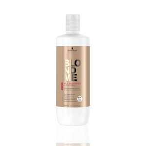 Schwarzkopf - Blond Me - All Blondes Rich Shampoo - 1000 ml