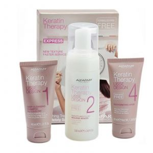 Alfaparf - Lisse Design - Keratin Therapy Express - Intro Kit