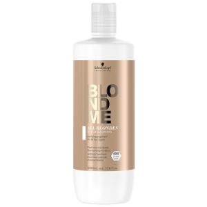 Schwarzkopf - Blond Me - All Blondes - Detox Shampoo - 1000 ml
