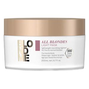 Schwarzkopf - Blond Me - All Blondes - Light Mask - 200 ml