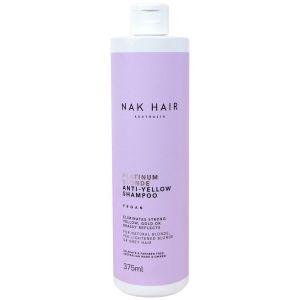 Nak - Platinum Blonde - Anti-Yellow Shampoo