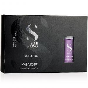 Alfaparf - Semi Di Lino - Sublime - Shine Lotion - 12x13 ml