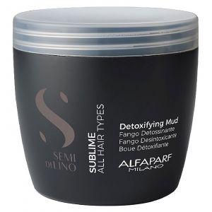 Alfaparf - Semi Di Lino - Sublime - Detoxifying Mud - 500 ml