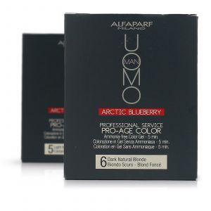 Alfaparf - Uomo - Pro-Age Color Gel - 3x50 ml