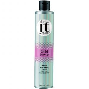 Alfaparf - That's It - Gold Fever - Shampoo for Warm Blondes - 250 ml