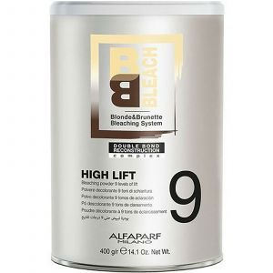 Alfaparf - BB Bleach - High Lift - Bleaching Powder 9 Levels of Lift - 400 gr