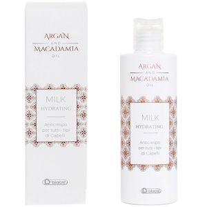 Biacre - Argan & Macadamia Oil - Milk Hydrating - 200 ml