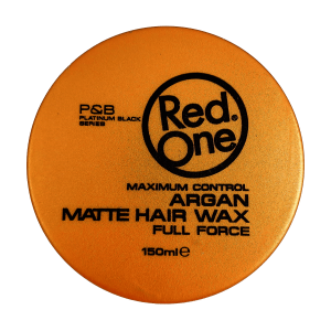 Red One - Argan - Matte Hair Wax - Full Force - 150 ml