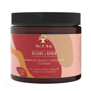 As I Am - Jamaican Black Castor Oil Co Wash - 454 gr