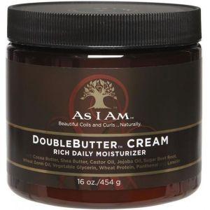 As I Am - DoubleButter Cream - 454 gr