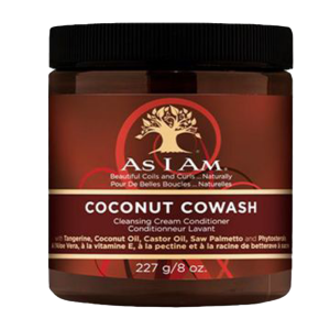 As I Am - Coconut CoWash - Cleansing Conditioner - 227 gr