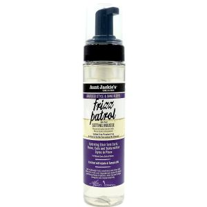 Aunt Jackie's - Grapeseed Frizz Patrol Mousse - 236 ml