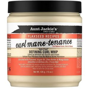 Aunt Jackie's - Flaxseed Curl Mane-Tenance Curl Whip - 426 gr