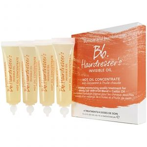 Bumble and Bumble - Hairdresser's Invisible Oil - Hot Oil Treatment (4 treatments)