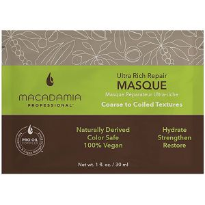 Macadamia - Ultra Rich - Moisture Masque - 30 ml - Mini