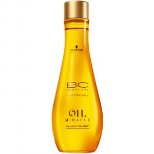 Schwarzkopf - BC Bonacure - Oil Miracle - Finish Treatment - 100 ml
