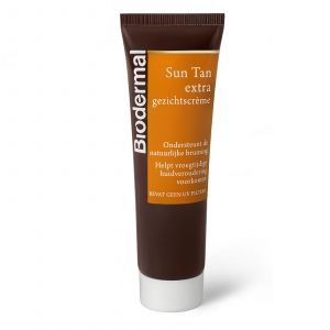 Biodermal - Sun Tan Extra Gezichtscrème - 50 ml
