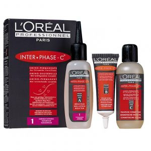 L'Oréal - Inter Phase-C - Nr. 1 Natuurhaar - 200 ml